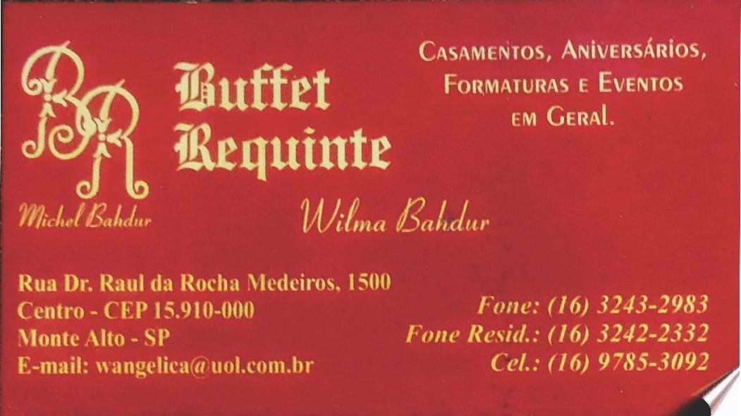 buffet requinte