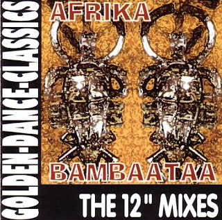 "Afrika Bambaataa – The 12"" Mixes (CD) (1999) (192 kbps)"