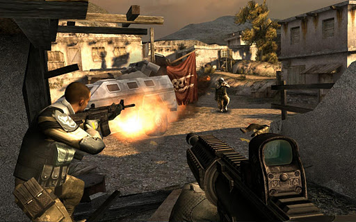 Modern Combat 3: Fallen Nation HD apk: Android latest hd games free