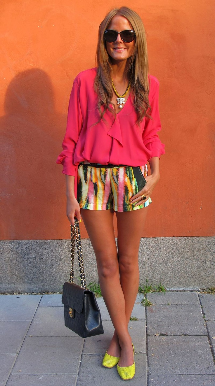Top 10 summer fashion outfits for 2013- Etnico