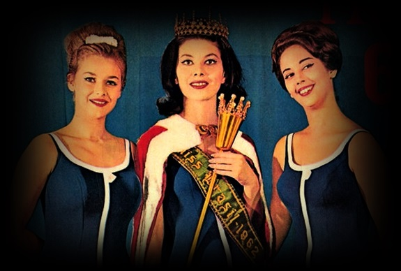 1962 - Top Tres Miss Universo Brasil