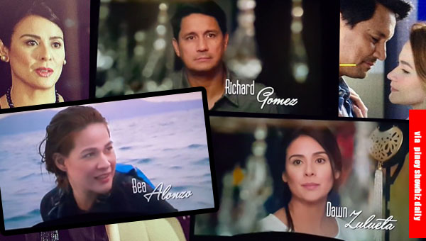 The Love Affair cinema trailer starring Dawn Zulueta, Richard Gomez, and Bea Alonzo