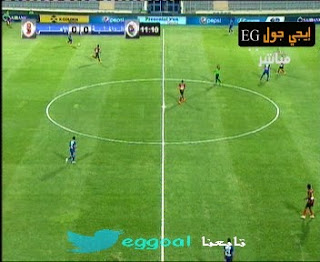 اهداف مباراة الاهلى والداخلية 1-0 - الدورى المصرى - رمضان صبحى