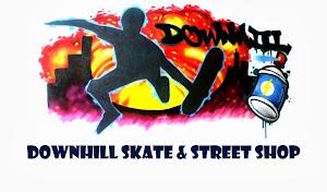 Downhill Skate Street e Skate Shop