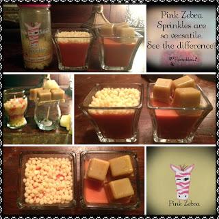 Pink Zebra VS Scentsy Image