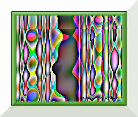 Formas geométricas luz textura e degradê 3