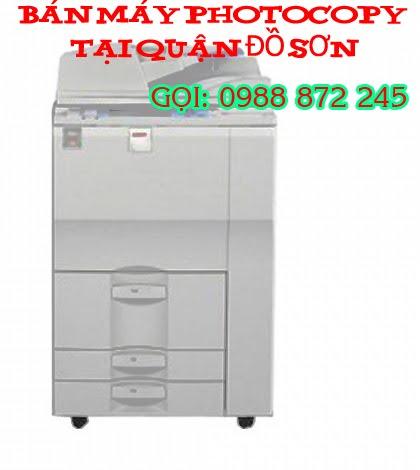 Bán máy photocopy Đồ Sơn