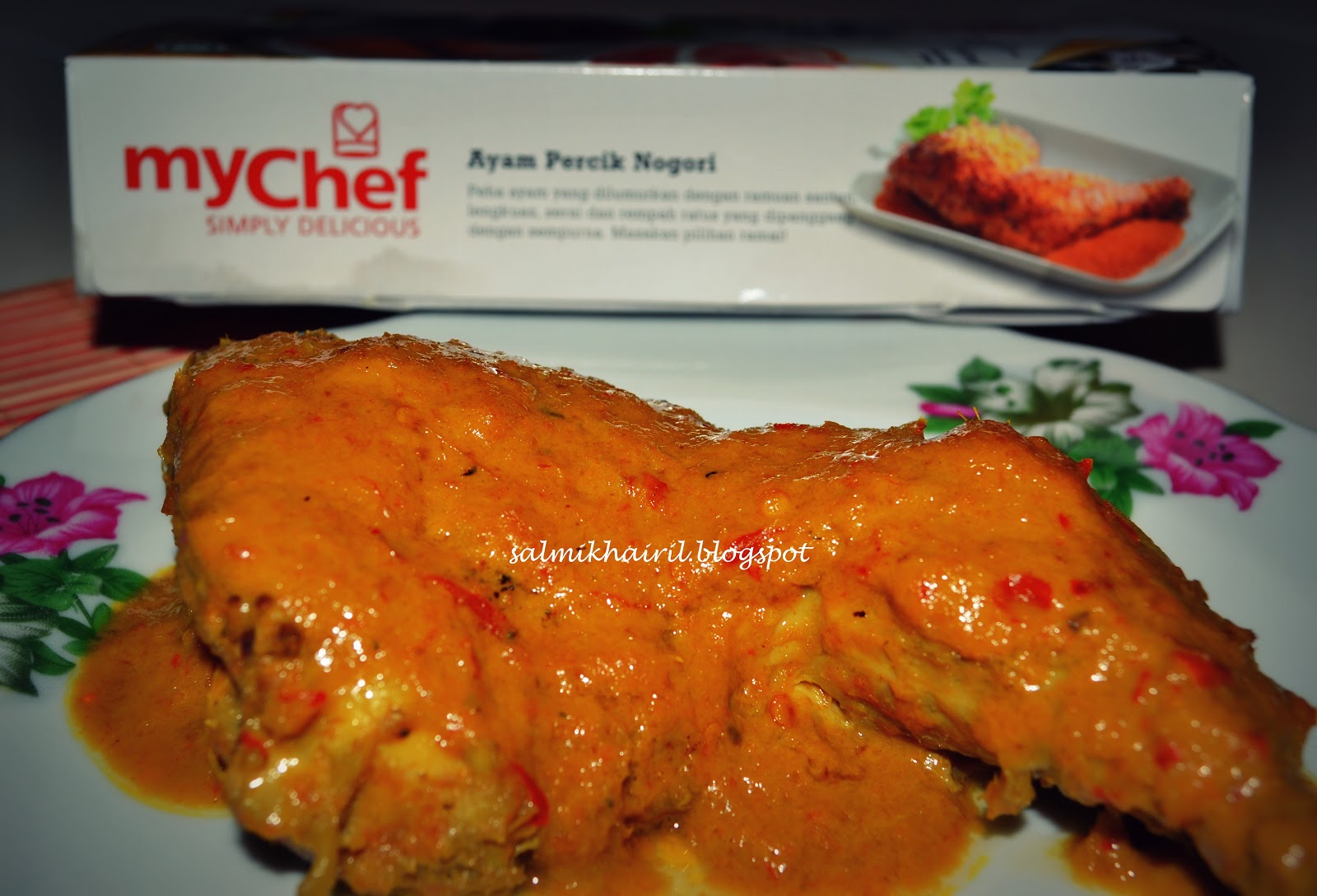 Resepi Nasi Ayam Chef Ismail