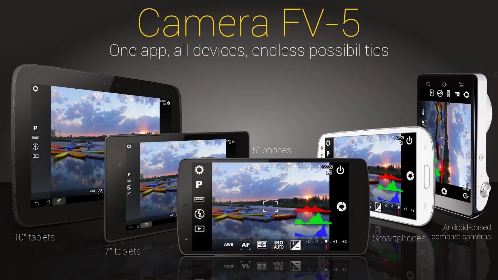 Camera FV-5 v1.62