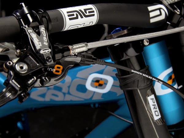 7 Questions With Zerode G2 DH Rider Rupert Chapman