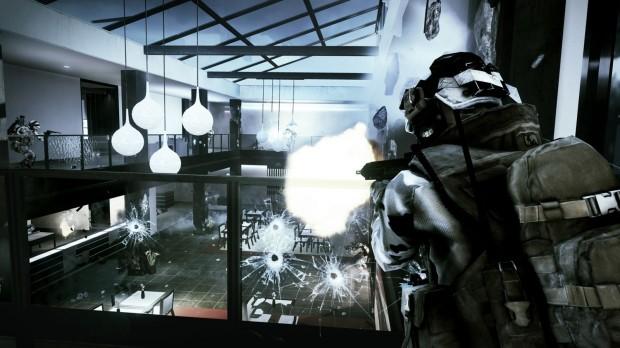 """[DLC] Close Quarters traz novo modo de jogo, """"Conquest Domination"""" Battlefield3closequarte"""