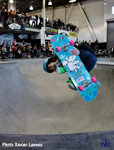 Allysha Bergado, best skater girl of 2012, Vans
