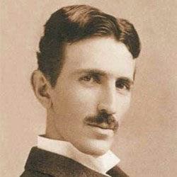 Nikola Tesla (1856-1943), Científicos famosos