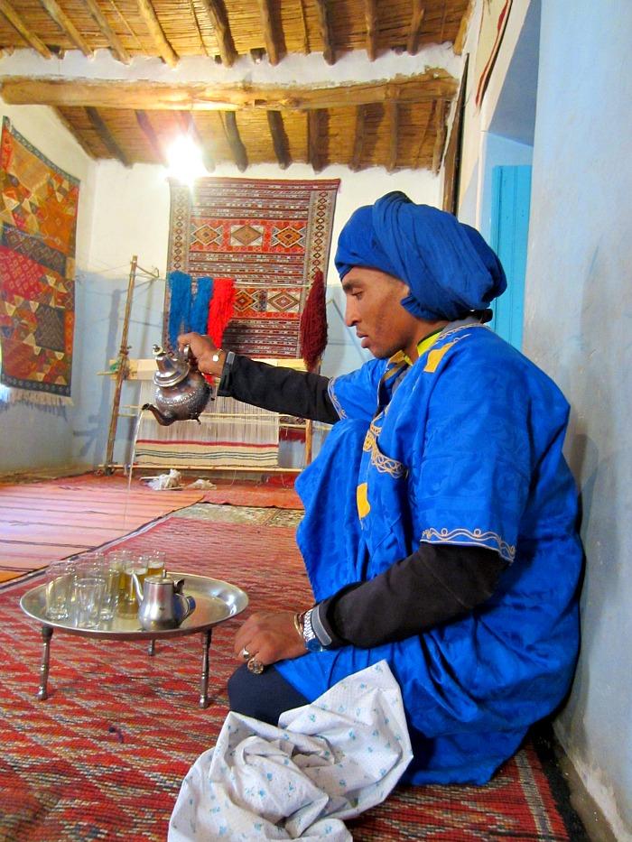 berber rug, moroccan rug, moroccan mint tea