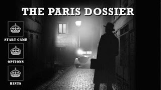 Game Android Terbaik The Paris Dossier
