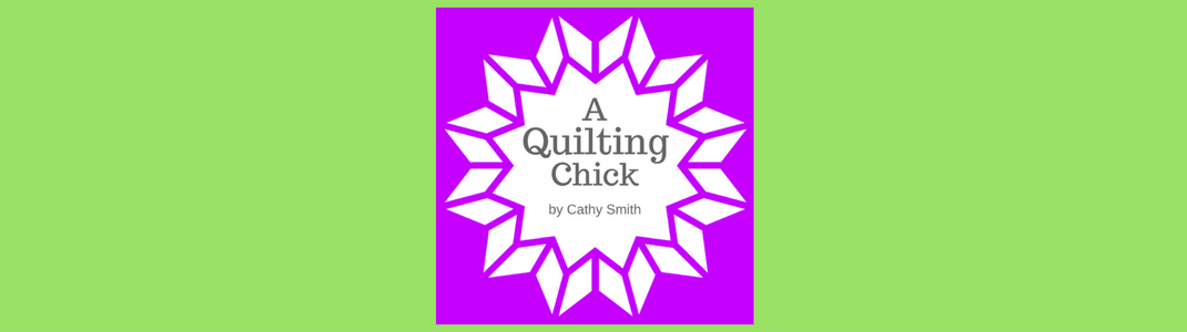 A Quilting Chick