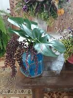 Arranjo com folhagens tropicais Riodejaneiroflorista