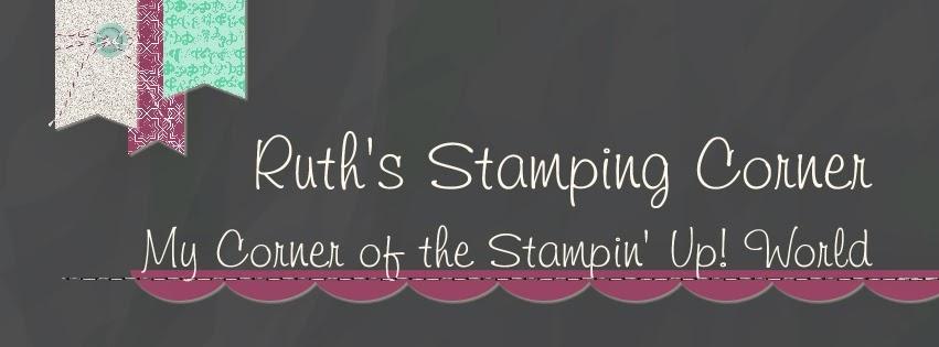 Ruth's Stamping Corner