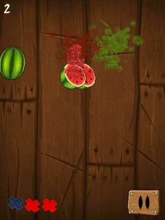 Fruit Ninja 4 - screenshot thumbnail