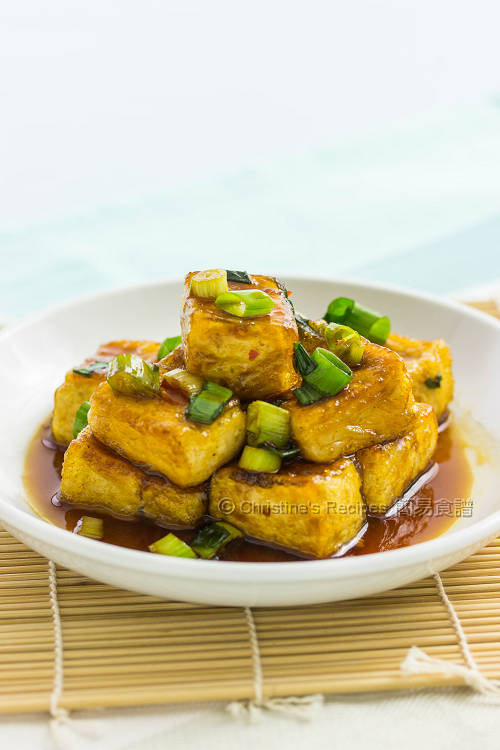 Tofu easy and good recipes