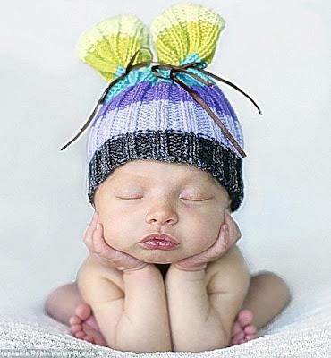 Lucunya Bayi Ini