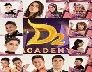Kumpulan lagu Mp3 D'Academy 2 Babak Wildcard Full cover