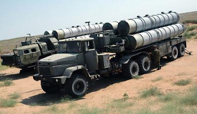 Rússia fornece à Bielorrússia complexos de mísseis S-300