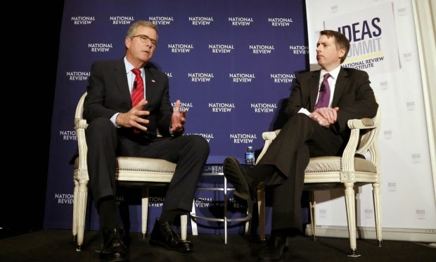 Jeb Bush thinks Islam has been 'hijacked' by 'barbarians'
