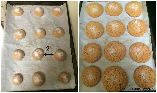 Ginger Snap Cookies~ The Dreams Weaver