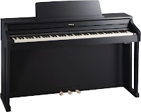 Roland HP505 digital piano