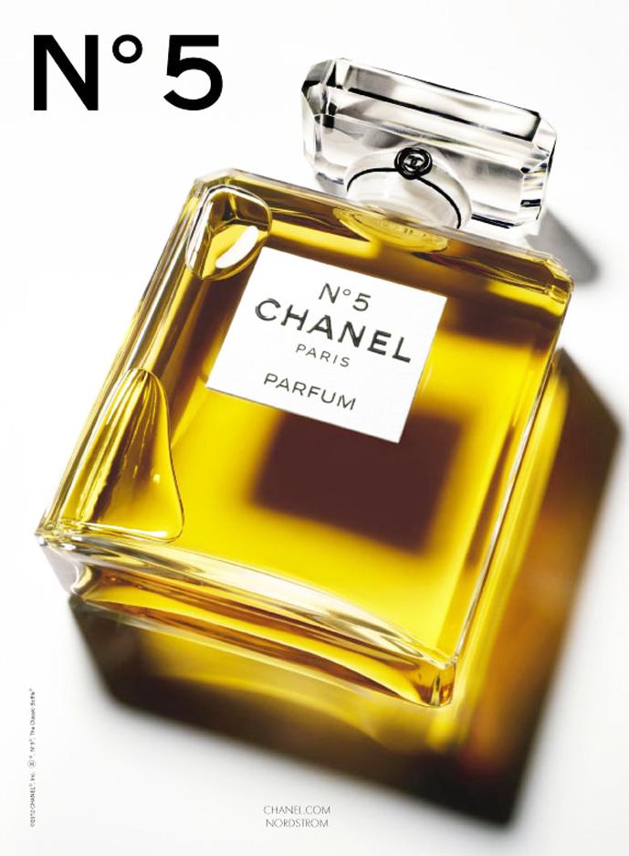 via fashioned by love | chanel no. 5