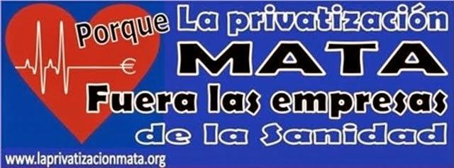 LA PRIVATIZACIÓN MATA.