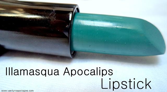 Illamasqua Apocalips Lipstick