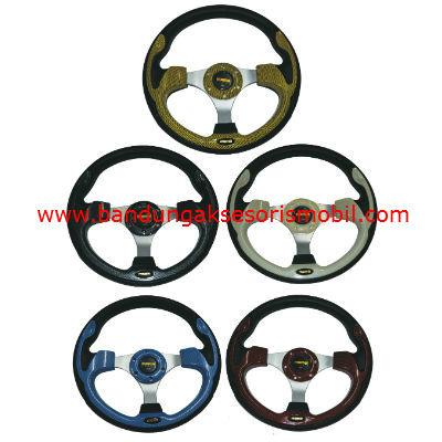 Setir 8908A Kuning Carbon/Hitam Carbon/Silver Carbon/Biru Carbon/Merah Carbon Shanghai