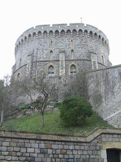 le château de Windsor