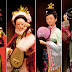 Four Beauties of ancient China 四大美人:西施