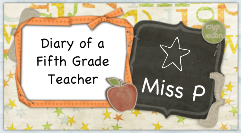 Diary of a Fifth Grade Teacher