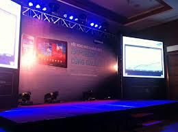 Tổ chức sự kiện Trần Gia - Thiết kế, dàn dựng sân khấu