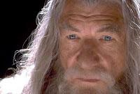 Gandalf il grigio, Lo Hobbit