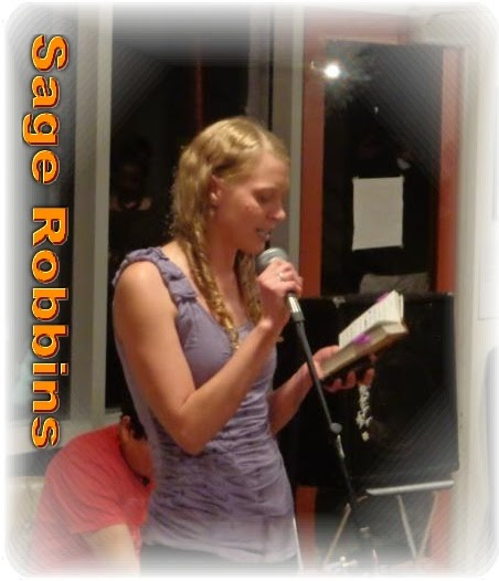POETRY UNPLUGGED at Luna's Cafe Thurs. (4/17)