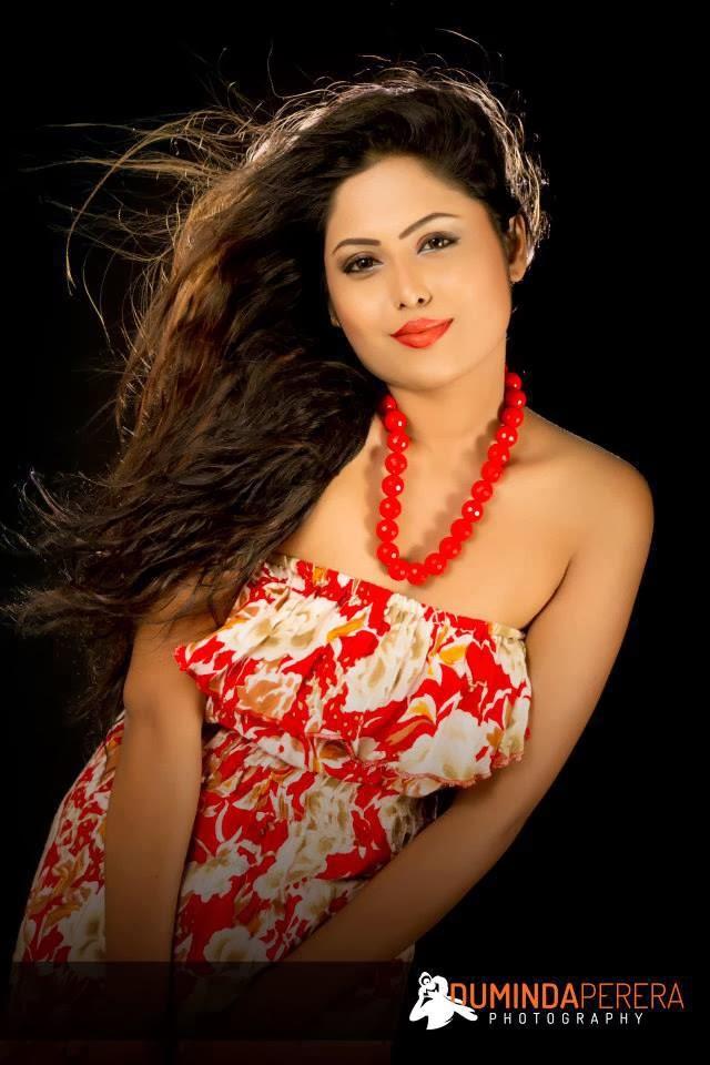 Chaithra Chandranath   Gossip Lanka Hot Models