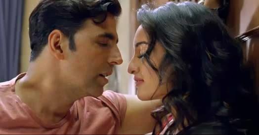 Holiday Trailer - Akshay Kumar,Sonakshi Sinha