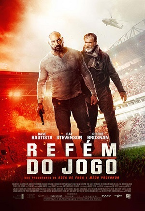Filme Refém do Jogo - Legendado 2018 Torrent
