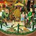 Decoração de Natal Top shopping