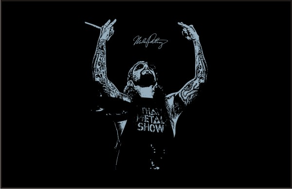 mike_portnoy-drum_set_front_vector