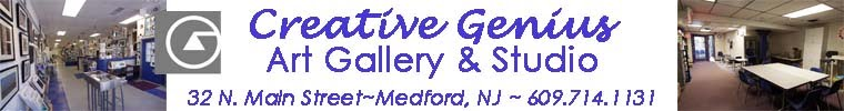 Creative Genius Art Gallery & Studio