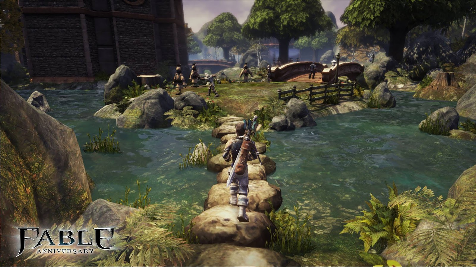 a review of the video game fable Fansite on the upcoming fable 4 get all the latest news on the video game such as the fable 4 release date and trailer.