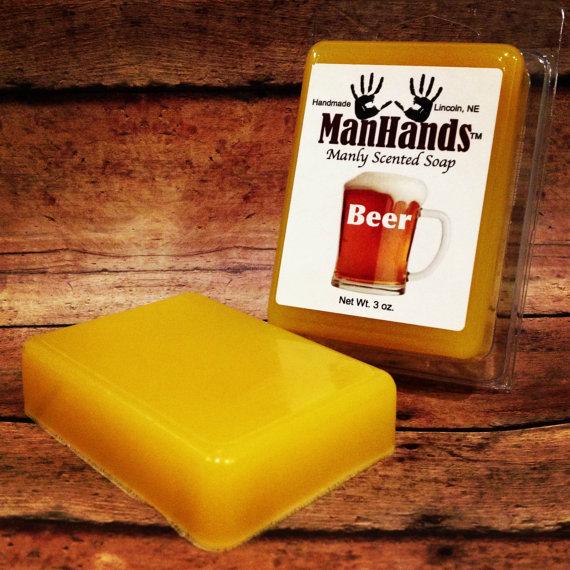 Handmade Soap, Manliness