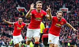 Carrick: United Bisa Geser Manchester City di Posisi 2 Klasemen