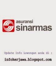 Lowongan Kerja Terbaru PT Asuransi Sinar Mas (ASM)